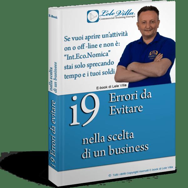 Lele VIlla Commercial Training Europe