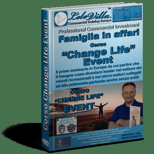 Lele Villa C.T.E. Famiglia in affari corso change Life Event