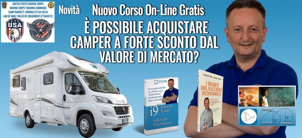 Corso on-line GRATIS Lele Villa C.T.E.