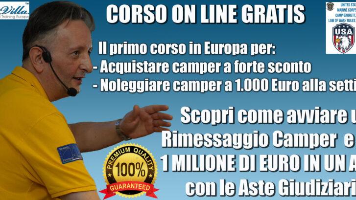 Lele Villa Commercial Training Europe Banner 211