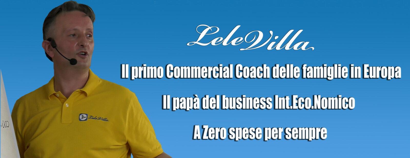 Banner sito chi è Lele Villa Commercial Training Europe copia