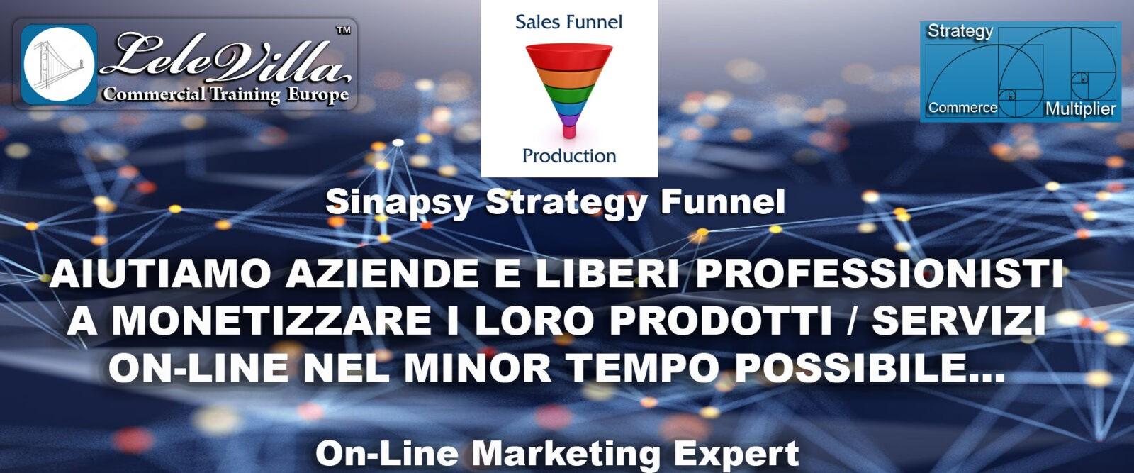 Lele Villa Sinapsy Strategy Funnel